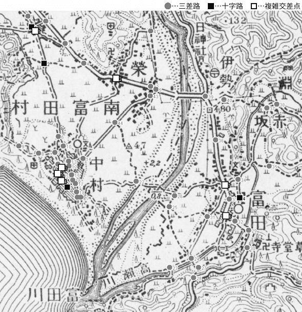 図 3.4.4.12: 南富田村(現・和歌山県白浜町)
