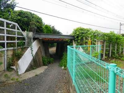 マンボウトンネル @京王線