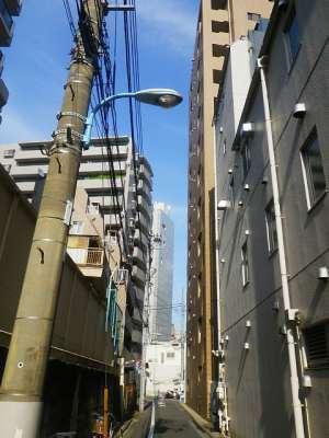 渋谷区のどこかだっとと思う