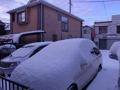 2004 年2月9日の大雪