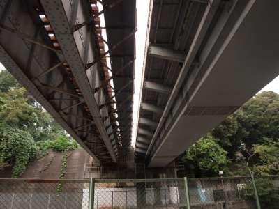 埼京線の下