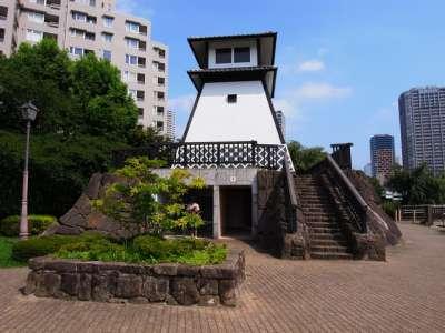 石川島灯台(灯台風建造物)