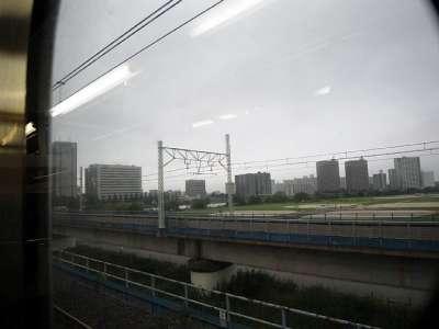 多摩川 六郷橋梁