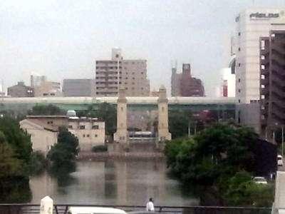 名古屋 松重閘門