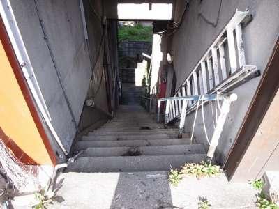 良い階段(群馬県みなかみi町)
