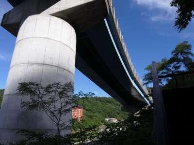 高架  (群馬県みなかみi町)