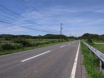 新滝沢街道は徒歩で通行するべきではない道  (福島県会津若松)