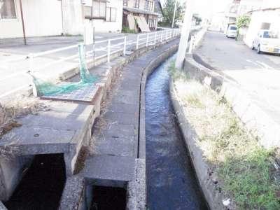 3レーン水路 (福島県会津若松)