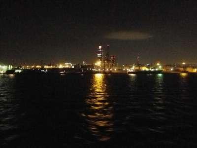 大坂南港夜景