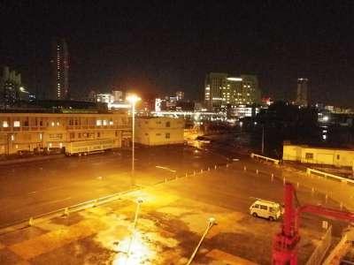 松山港 午前五時