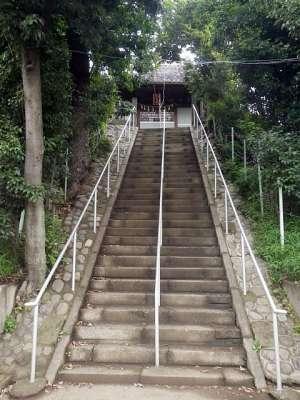川越市 浅間富士見神社