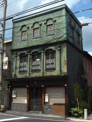 川越市の建物