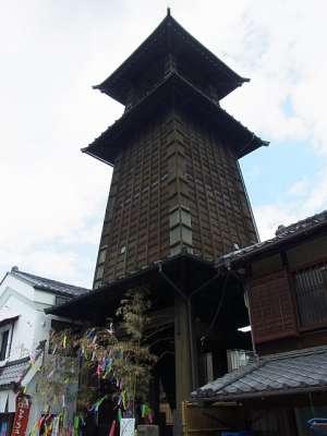 川越市 時の鐘