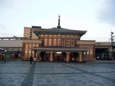 旧奈良駅 駅舎