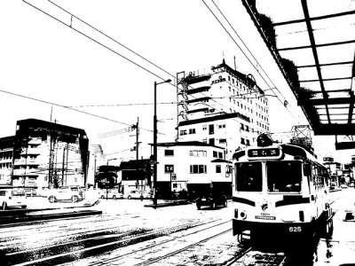 土佐電気鉄道(路面電車)