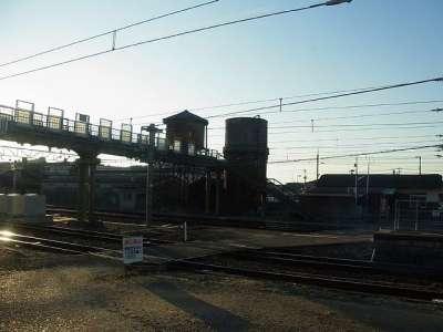 多度津駅 給水塔