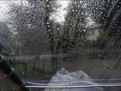 雨シールド
