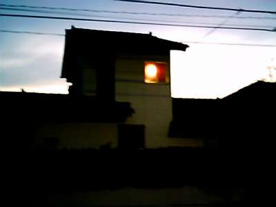 モノアイの家