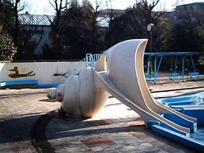 上赤塚公園 2008-01-24