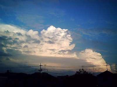 VQ1005_夏の雲