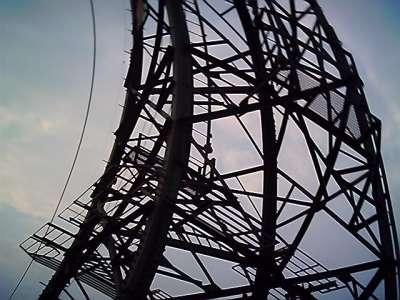 グニャ鉄塔
