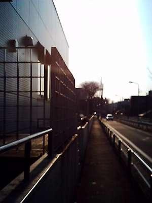 板橋区大山 2008-03-11