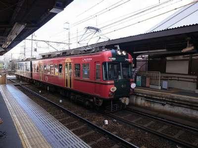 京阪電鉄 膳所駅