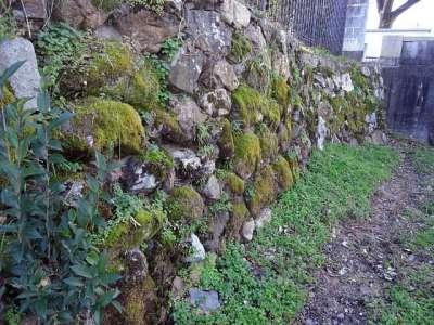 膳所城 石垣