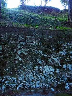 飫肥城 石垣