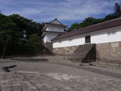 会津若松城 復元干飯櫓