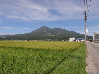 猪苗代町 磐梯山