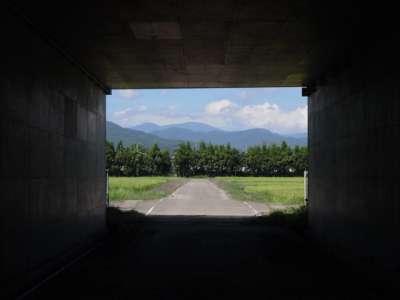 猪苗代町 トンネル