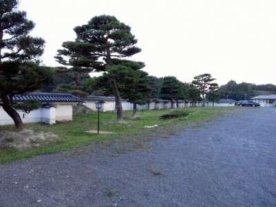 二本松城 三の丸