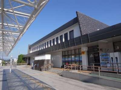 JR二本松駅