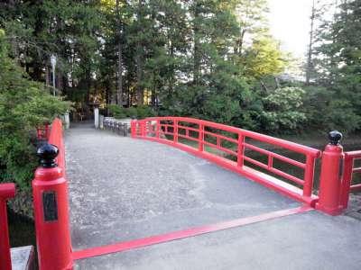 米沢城 菱門橋