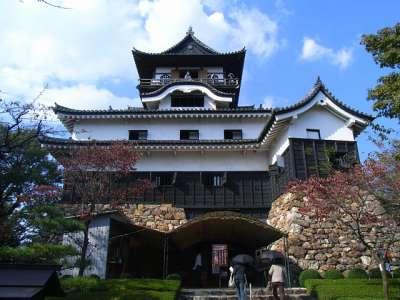 犬山城 天守 2009 年 10 月