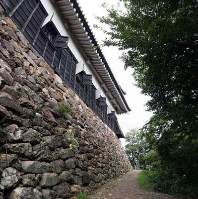犬山城 天守 2017 年 8 月