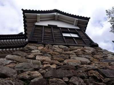 犬山城 天守付櫓 2017 年 8 月