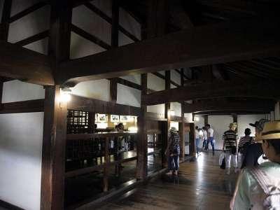 犬山城 天守二階 武具の間 2017 年 8 月