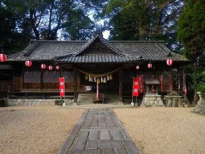 伊勢亀山城 亀山神社