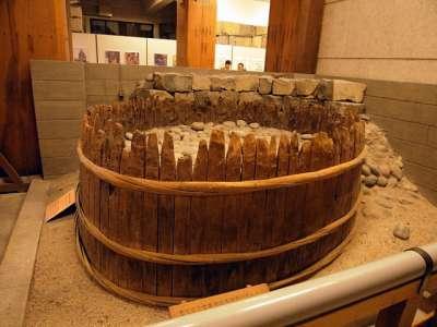 黄金水井戸木枠