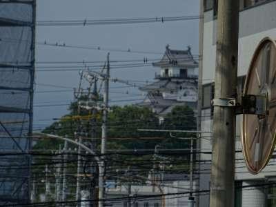 お城の写真を撮るのヘタクソ選手権 掛川城