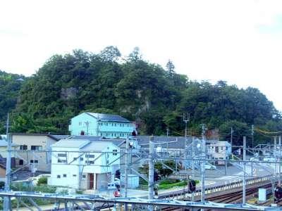 鵜沼城(岐阜県各務原市)