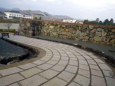 篠山城 北廊下門跡