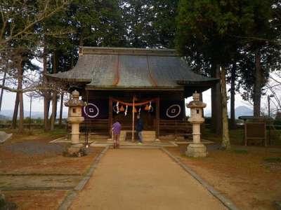 篠山城 青山神社