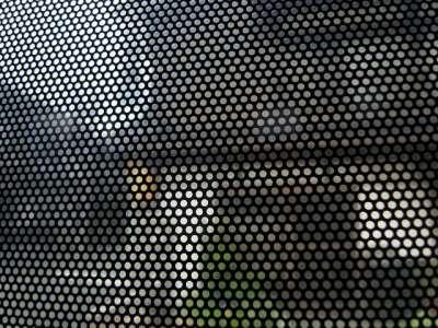 天空バスの車窓