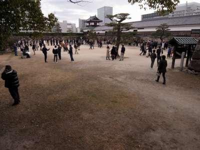 広島城 二の丸