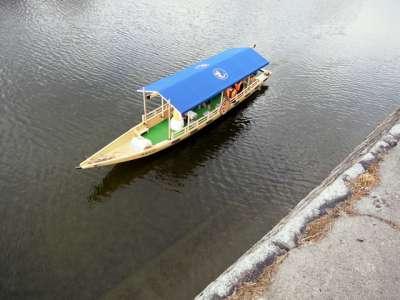 広島城 遊覧船