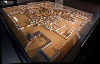 広島城 模型