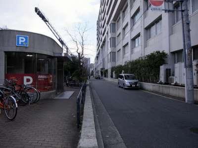 広島城 中堀跡